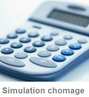 calcul chomage