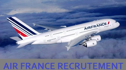 recrutement air france